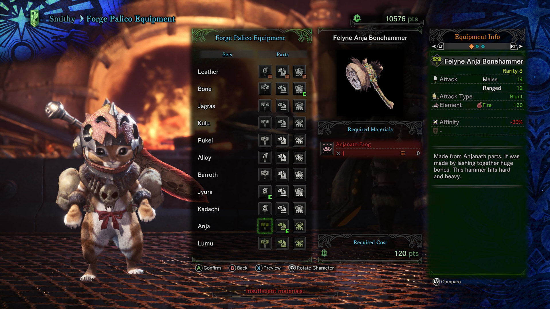 monster hunter world how to get palico gadget pluderblade