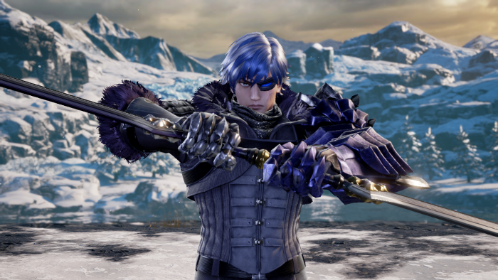 Three Series Veterans And One Newcomer Announced For SoulCalibur VI