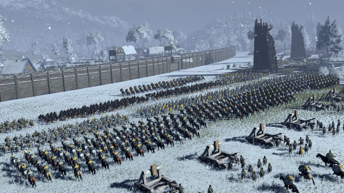 Total War Saga: Thrones of Britannia launches April 19