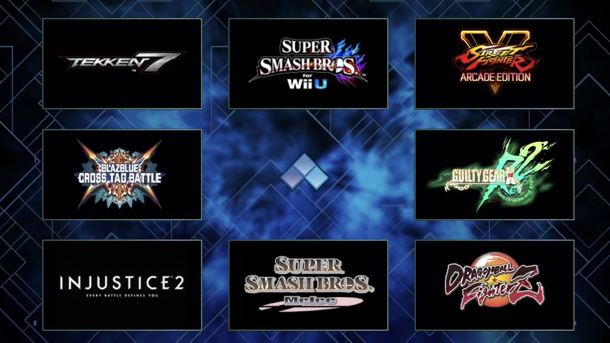 EVO 2018 Lineup Includes Dragon Ball FighterZ, Street Fighter V: Arcade Edition