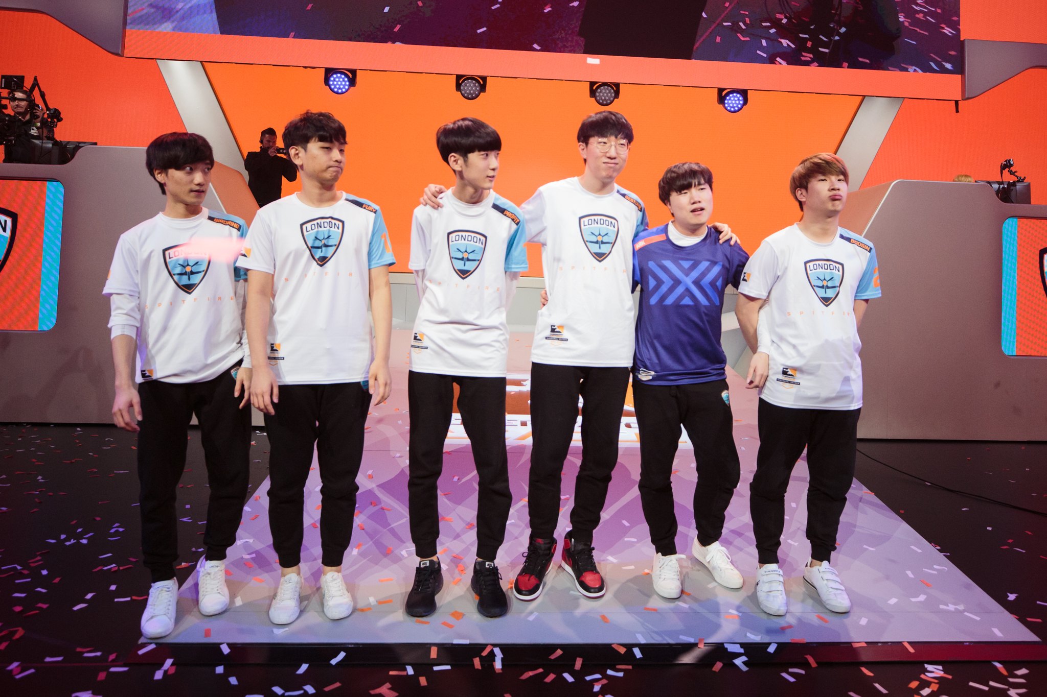 London Spitfire win stage one of the Overwatch League finals