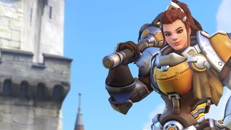 Brigitte Revealed As New Hero in Latest Patch Notes