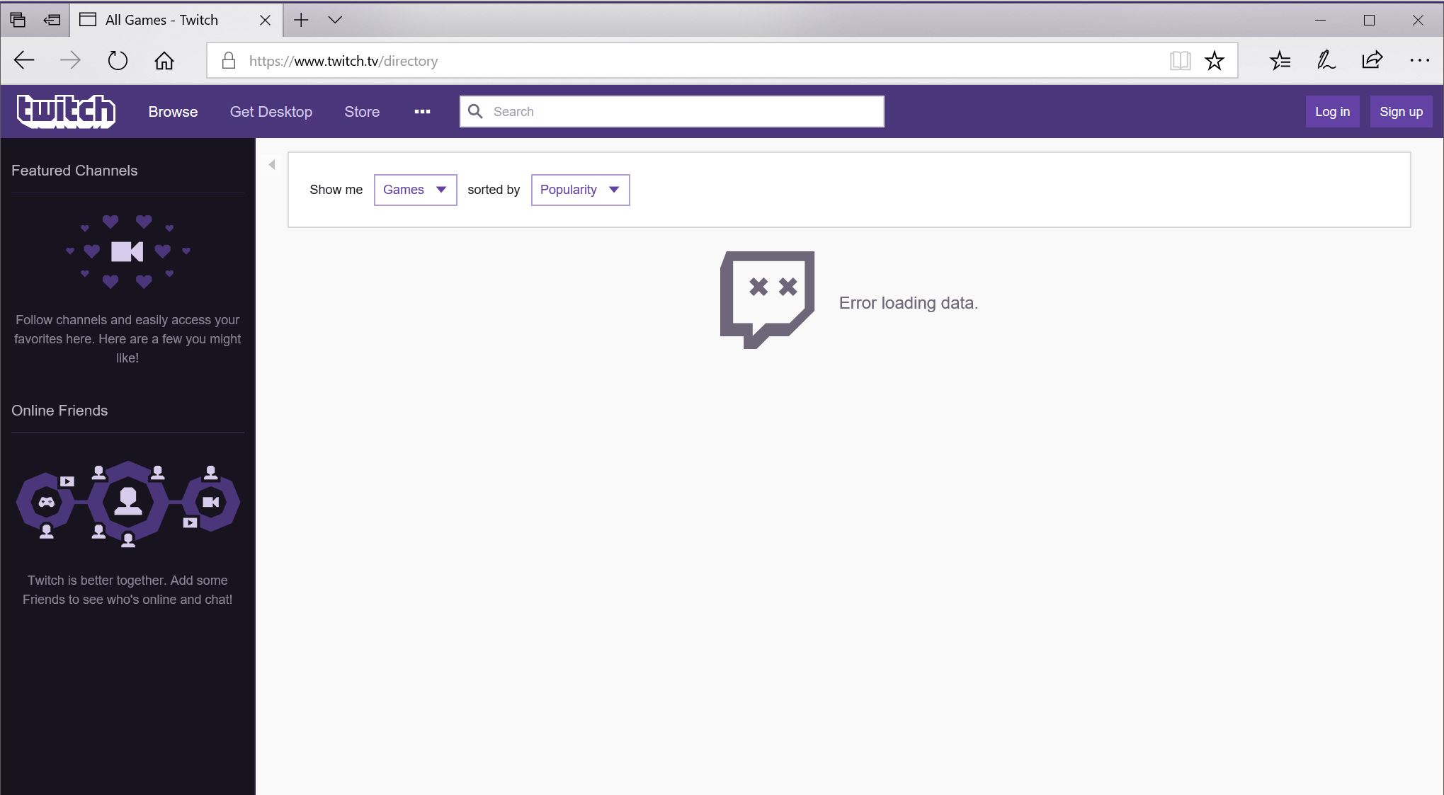 Twitch Servers Down on Dr. Disrespect's Return