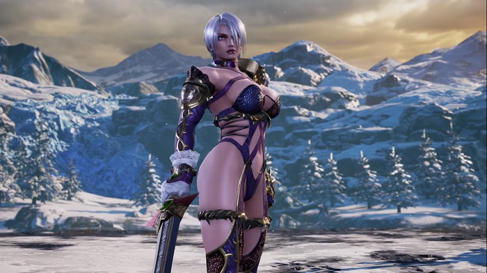 SoulCalibur VI Roster to Include Returning Fan-Favorites Ivy and Zasalamel