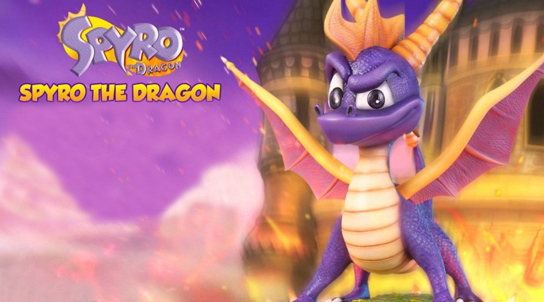 Spyro The Dragon remaster trilogy is in the works