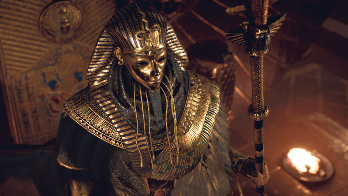 Assassin's Creed Origins The Curse of the Pharaohs DLC gets a trailer