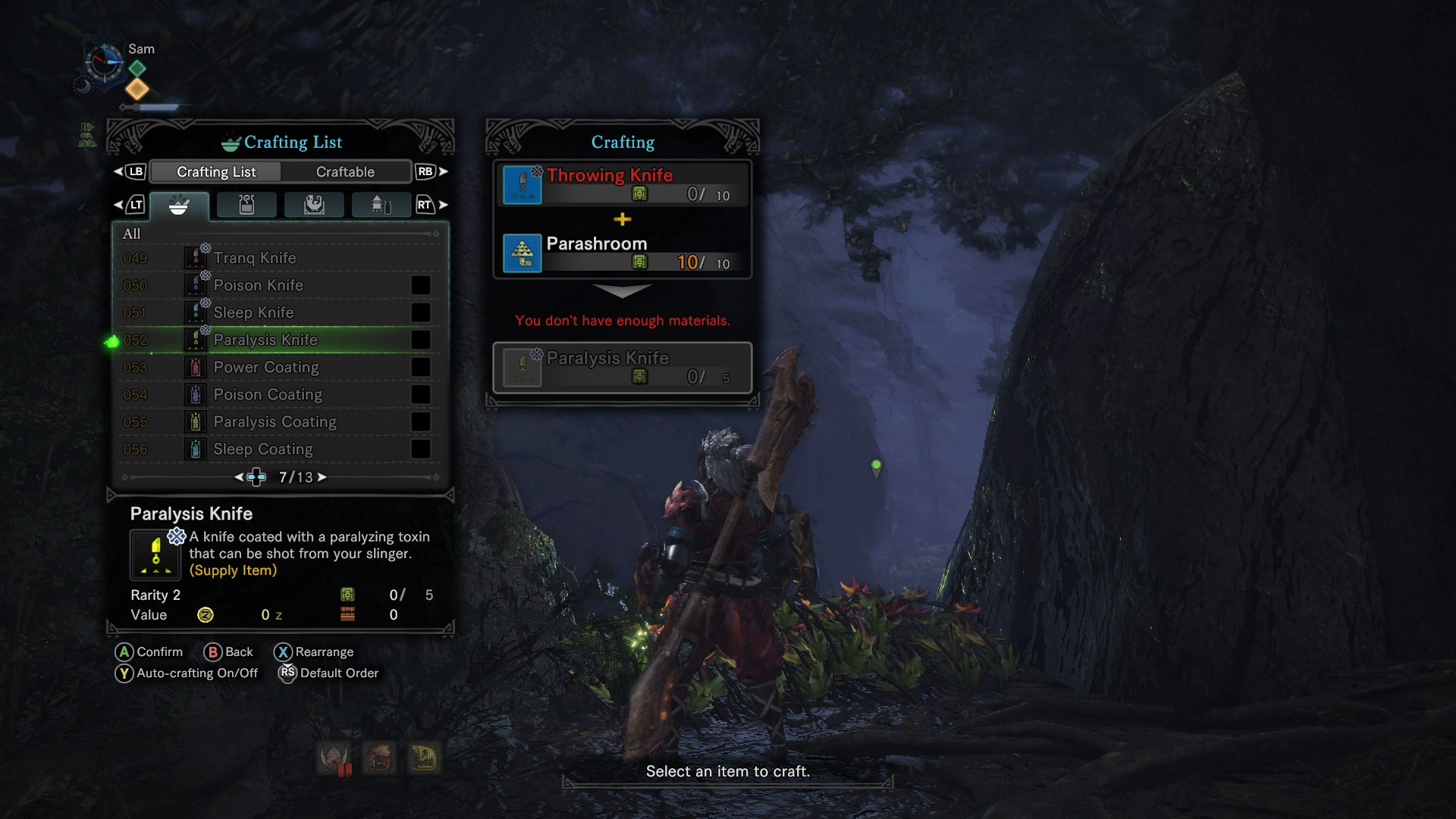 How to get throwing knives in monster hunter world shacknews