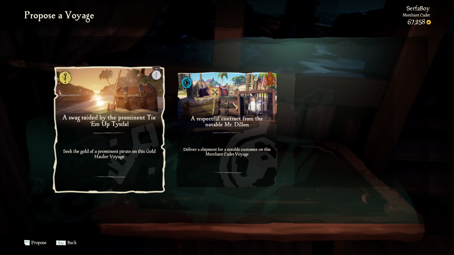 sea of thieves matchmaking