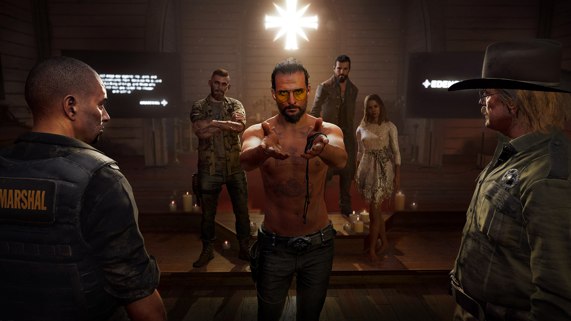 Far Cry 5 Update 1.03 Live Now, Fixes Arcade Issue