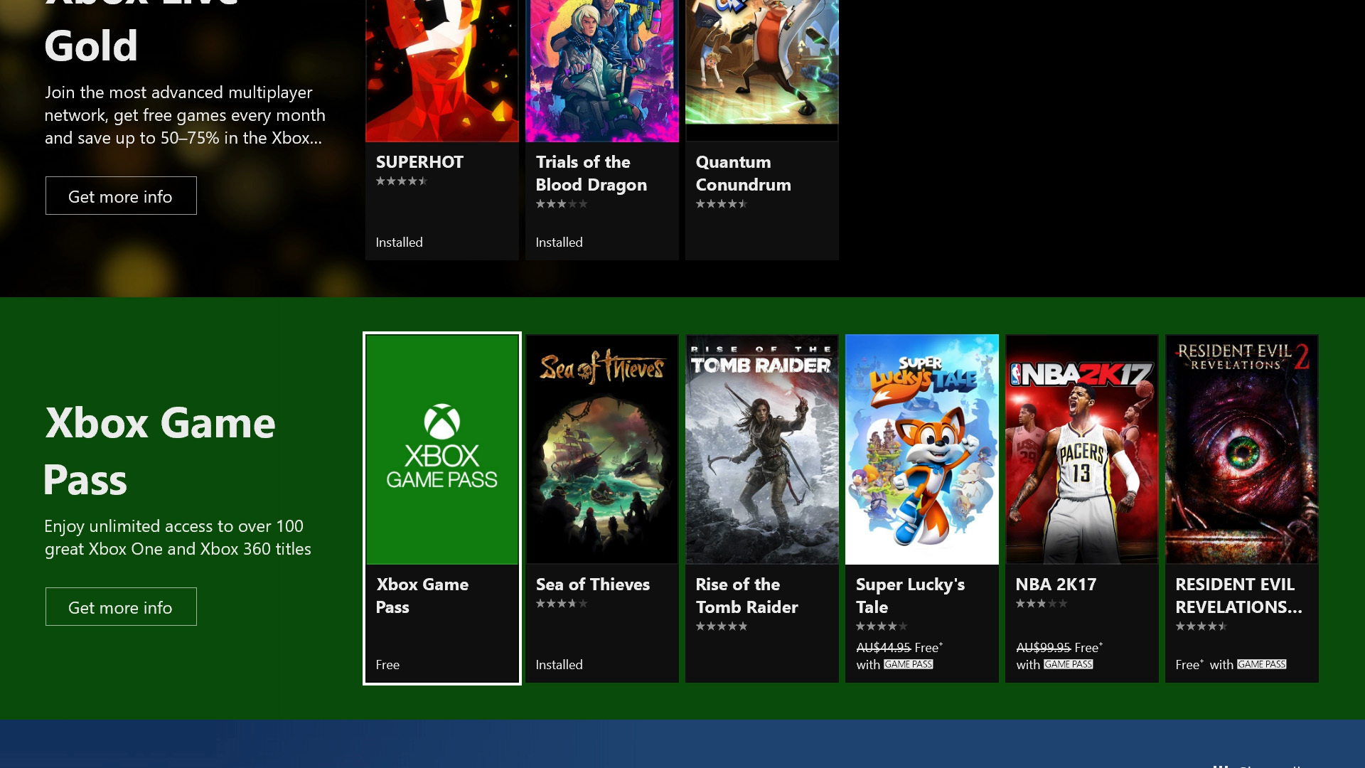 Sea of Thieves for Xbox One, Windows 10 and Steam | Xbox