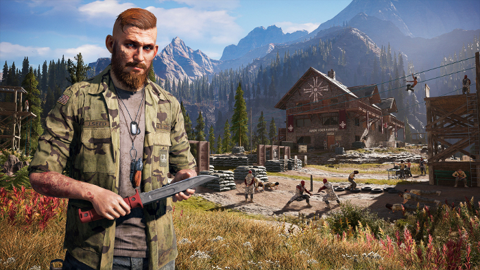 Far Cry 5 Receives Five New Videos Showcasing Allies and Villains