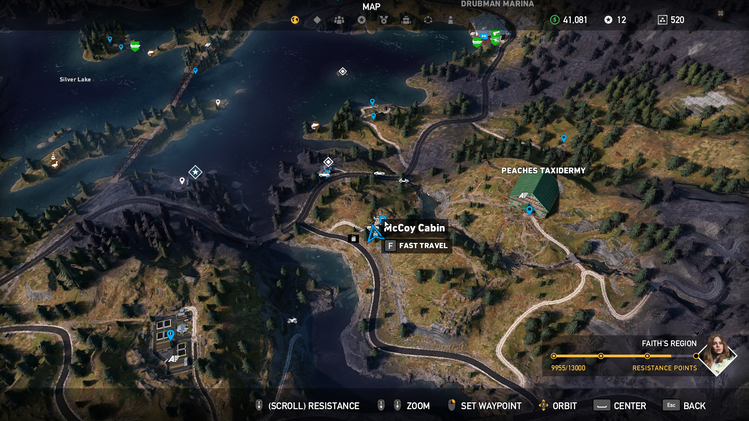 how to start hours of darkness far cry 5