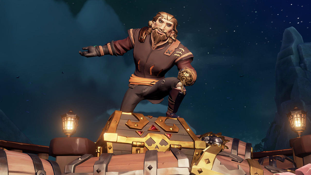 Sea of Thieves Update Version 1 0 1 Patch Notes, Fixes, and Changes