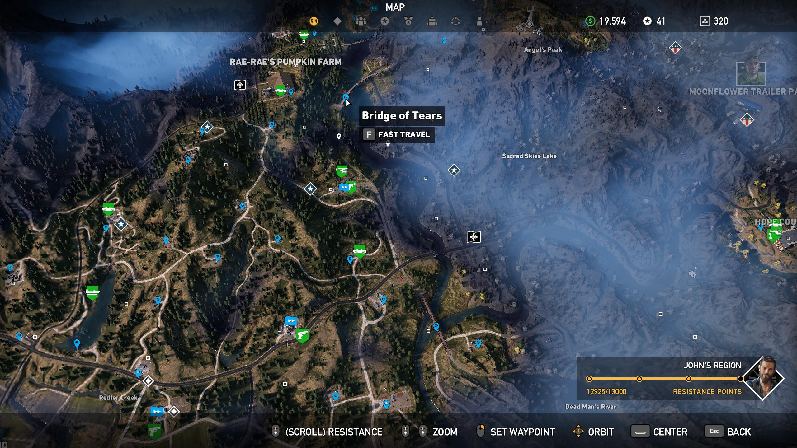 Man Cave Far Cry 5 Walkthrough : All prepper stash locations far cry shacknews