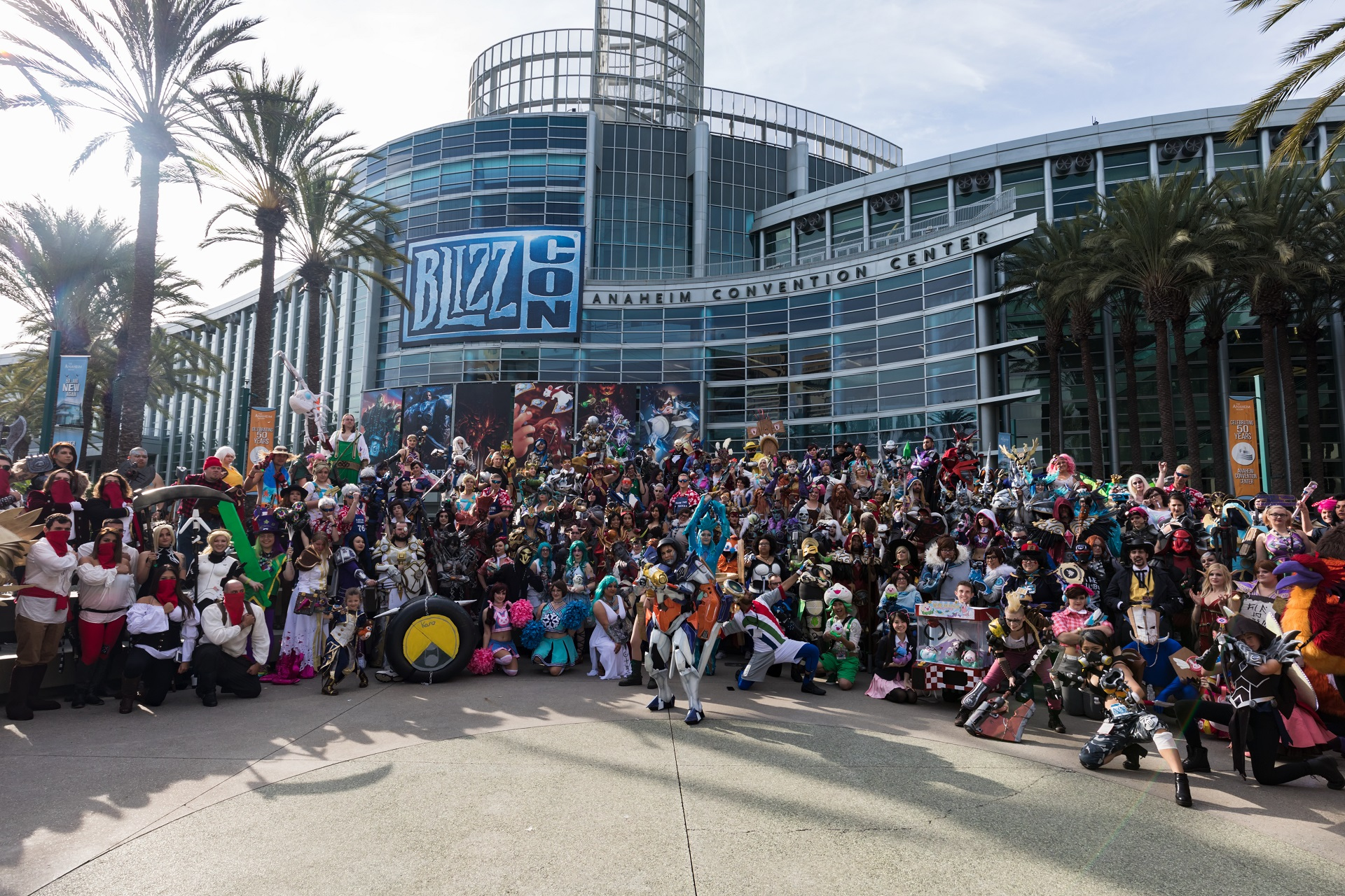 BlizzCon 2018 is coming November 2, esports tournament a week earlier