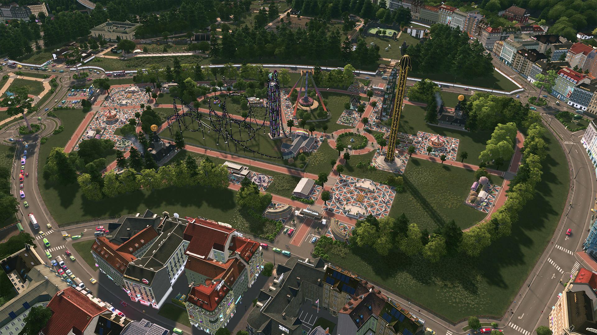 Cities Skylines Making Buildings