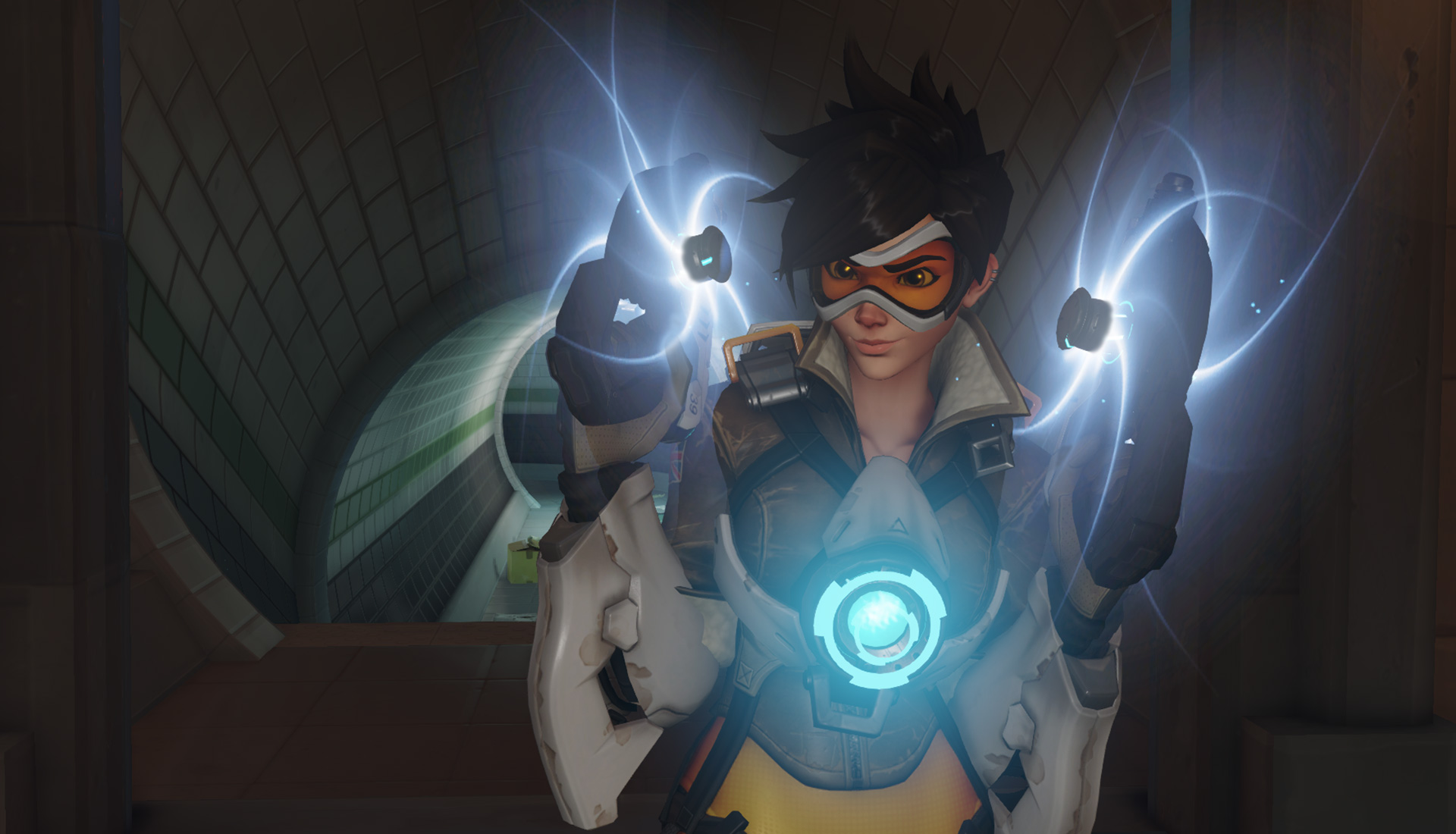 Overwatch's Tracer