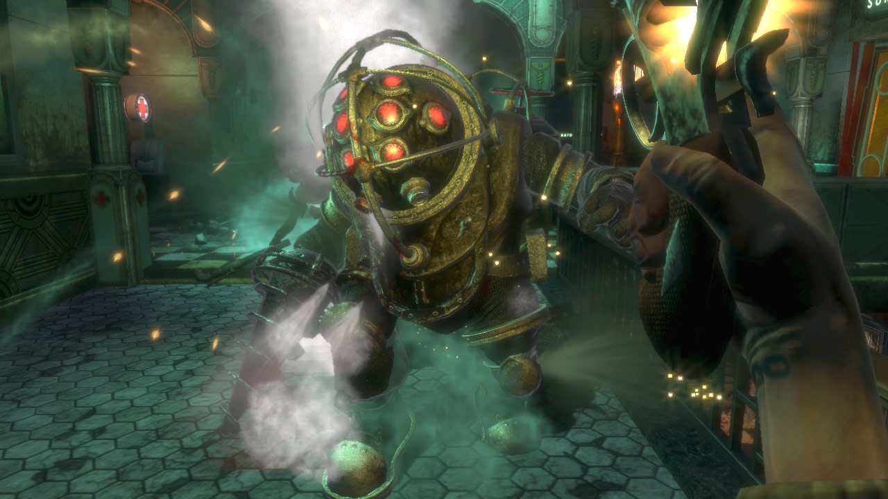 A new BioShock is now  under development
