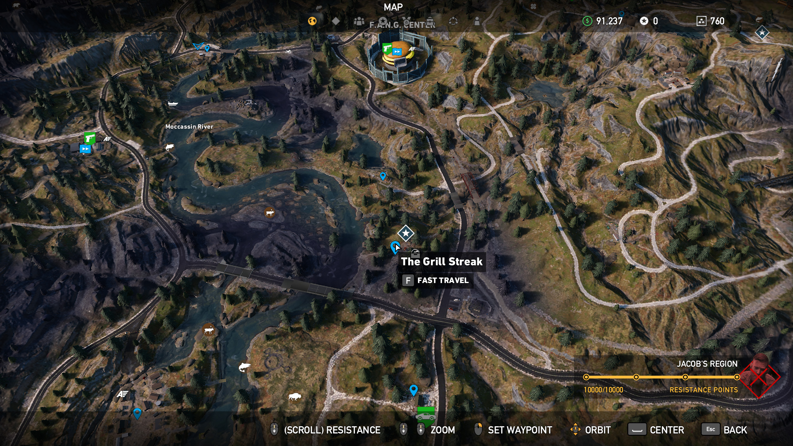 far cry 5 how to find eagles