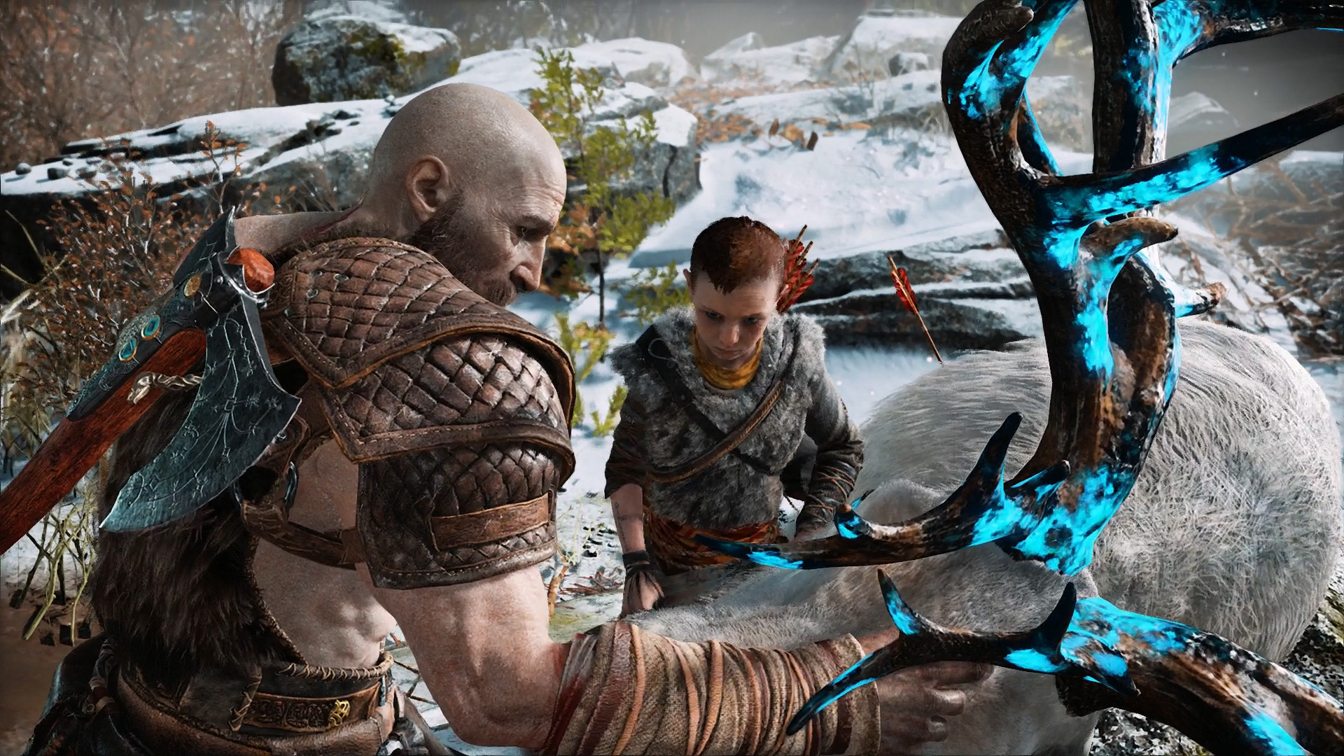 Image result for God of war press screenshots