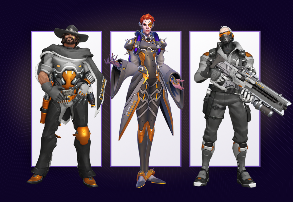 Twitch Overwatch League