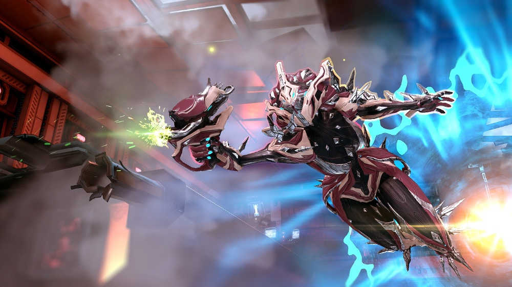 Warframe beasts of the sanctuary update adds new mode and