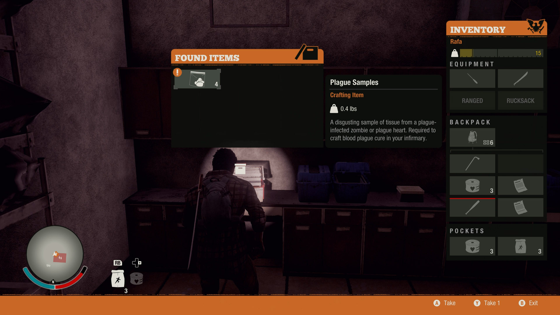 how to change name in state of decay 2
