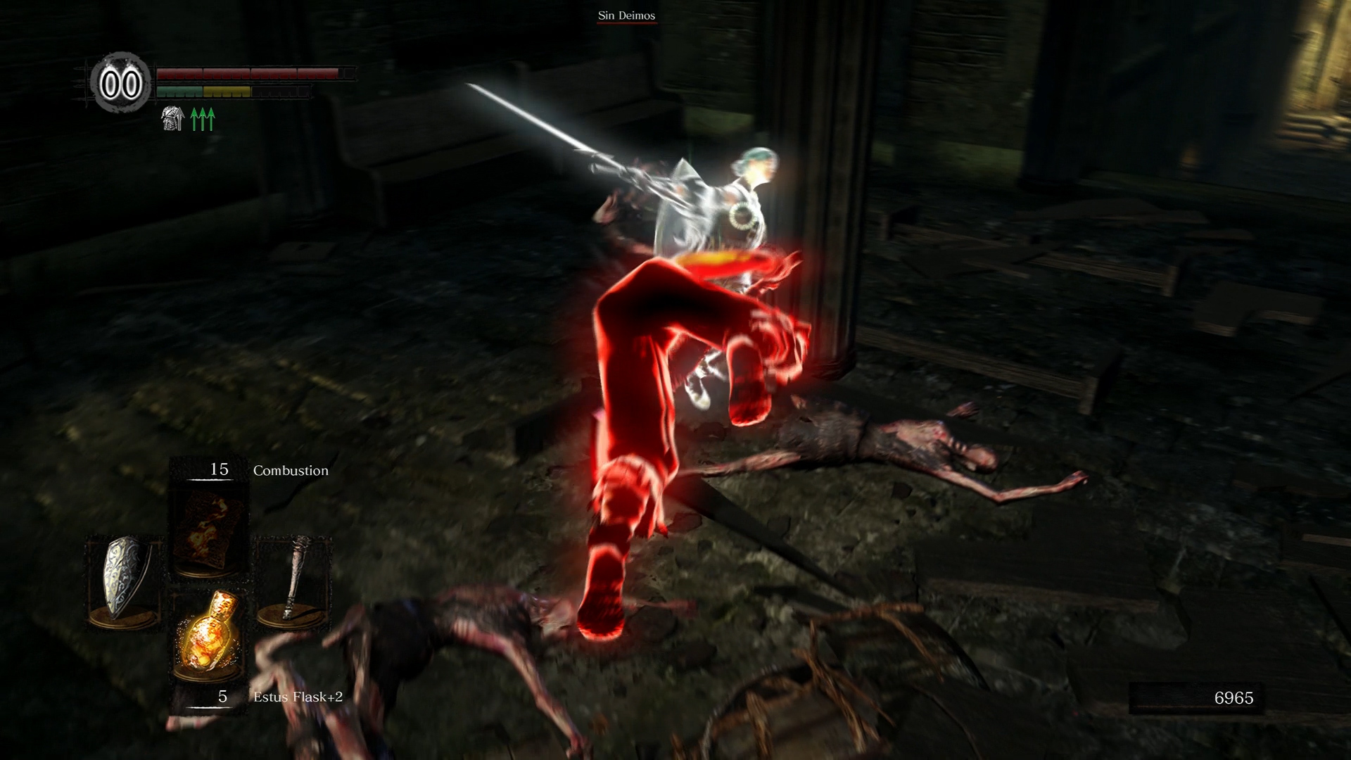 Dark souls remastered review you defeated poor frame