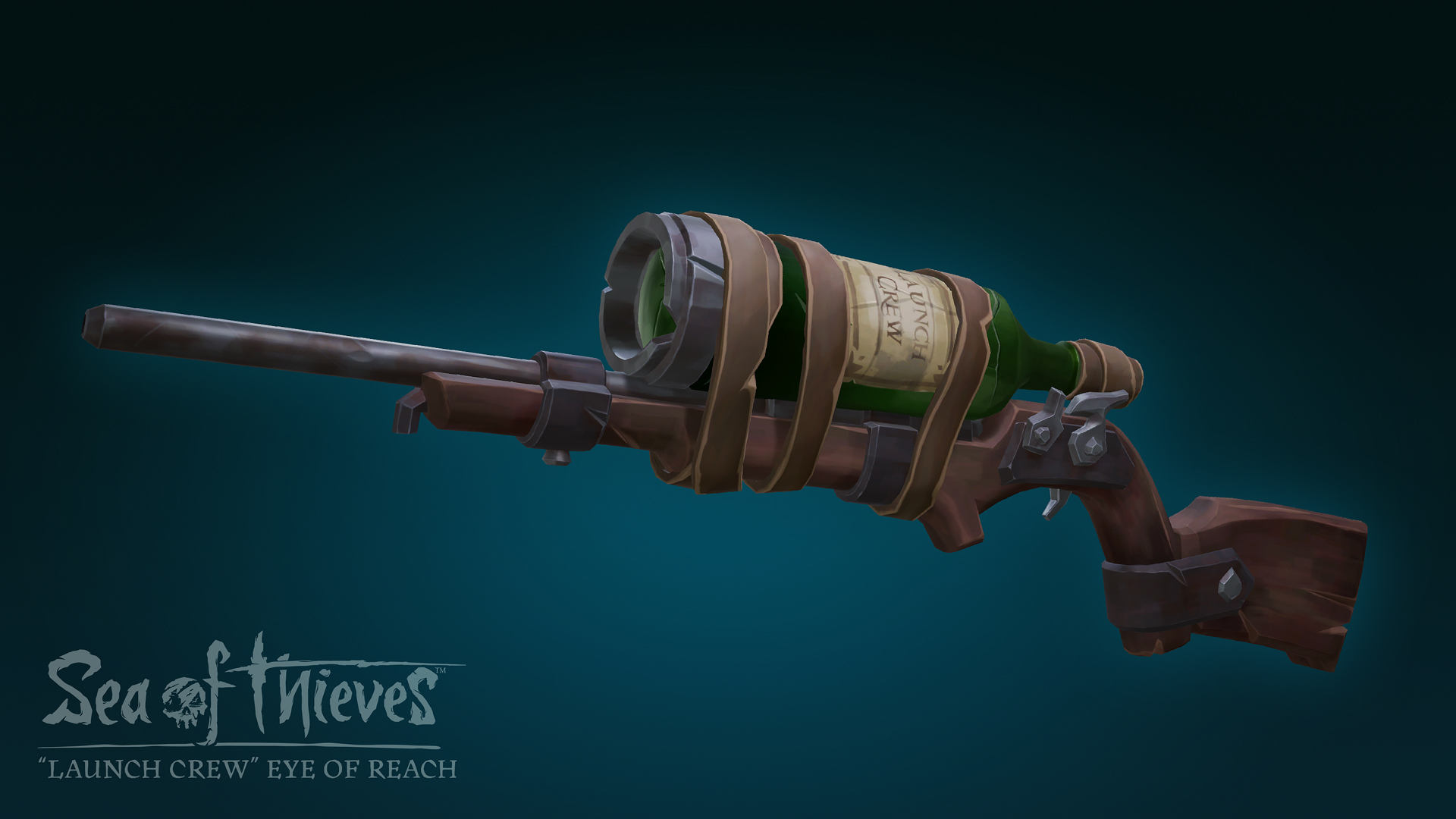 Sea of Thieves Patch 1.0.6 Adds a Timed Limited Edition Rifle