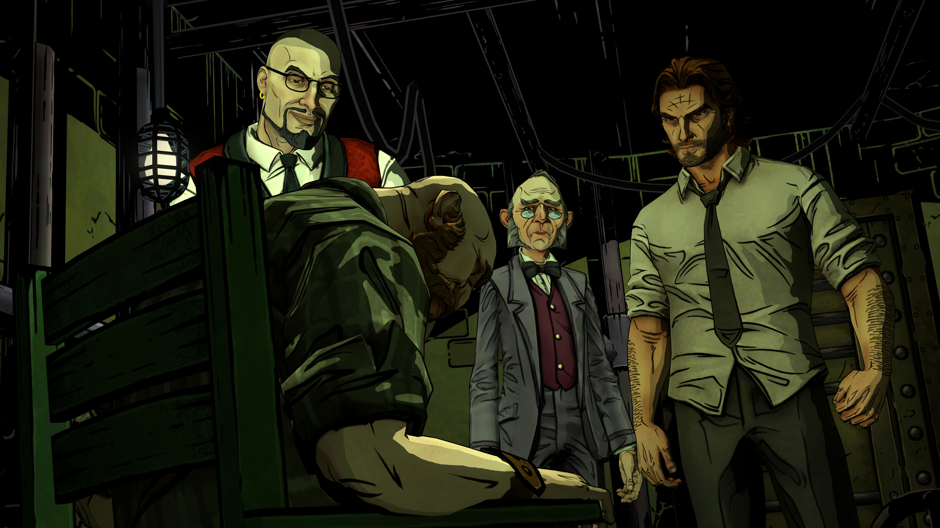 The Wolf Among Us Season 2 Makes Its Case For 2019 Delay