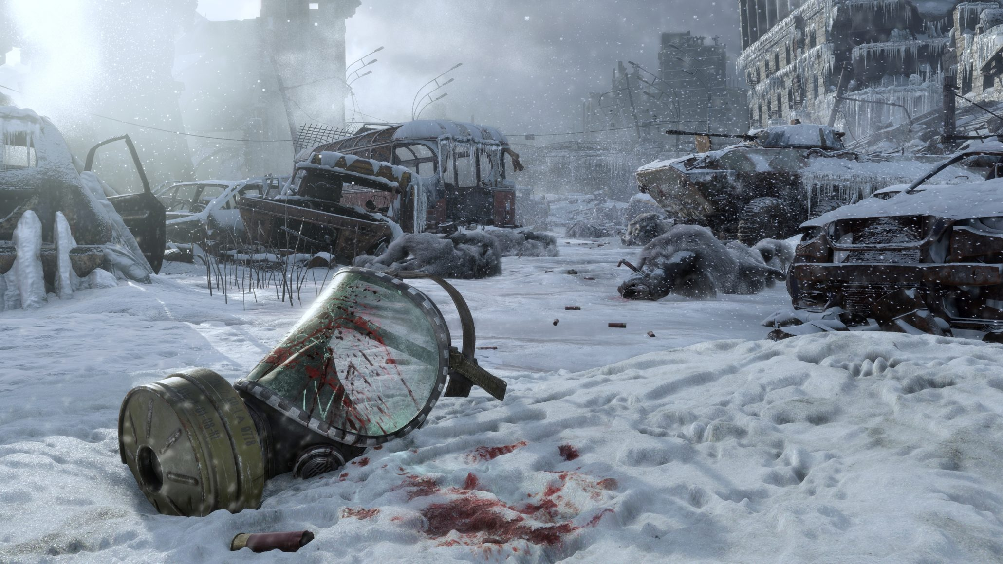 Metro Exodus delayed until next spring, STALKER 2 due 2021