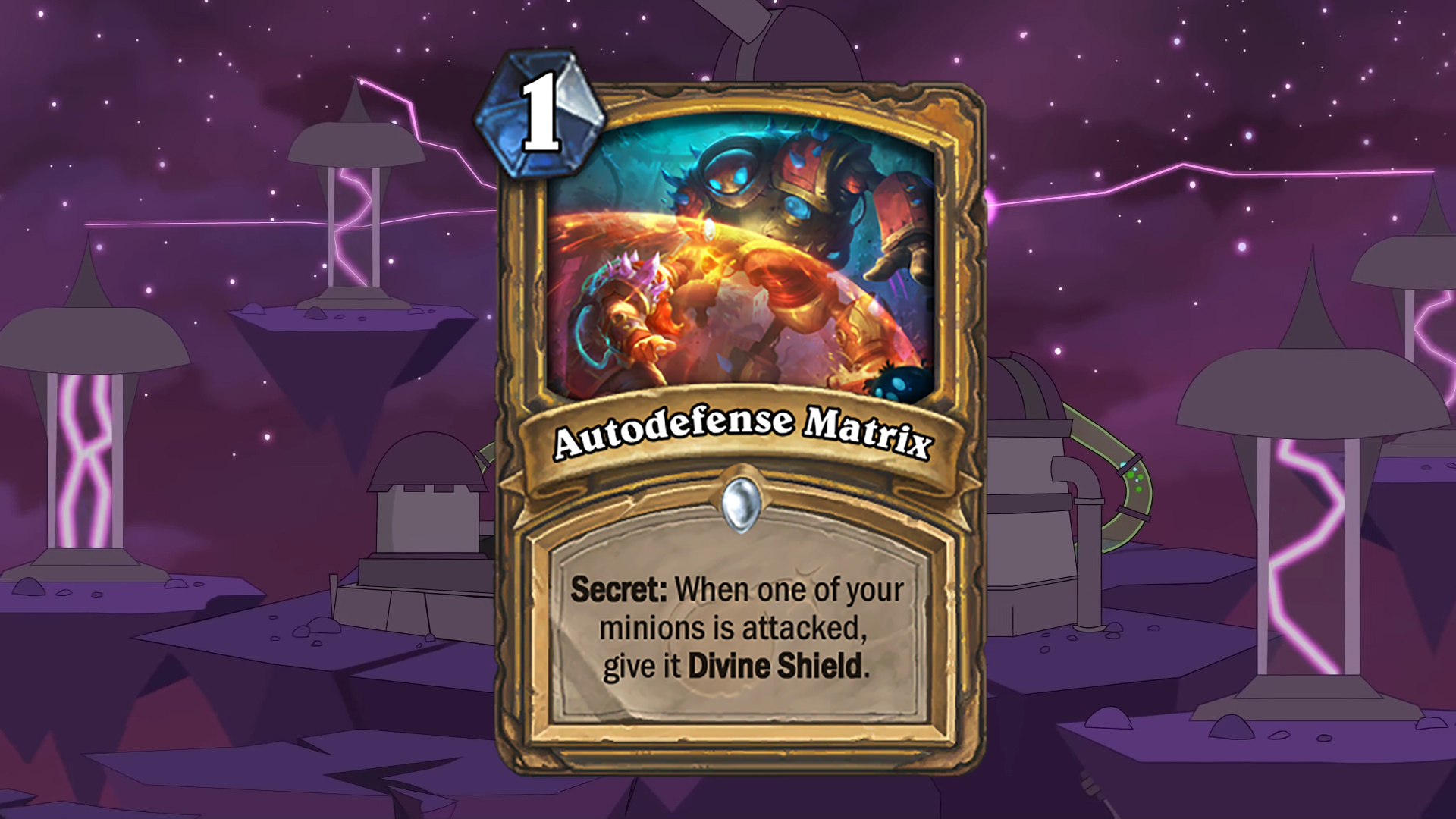 Hearthstone: The Boomsday Project Card Analysis Lab (Part