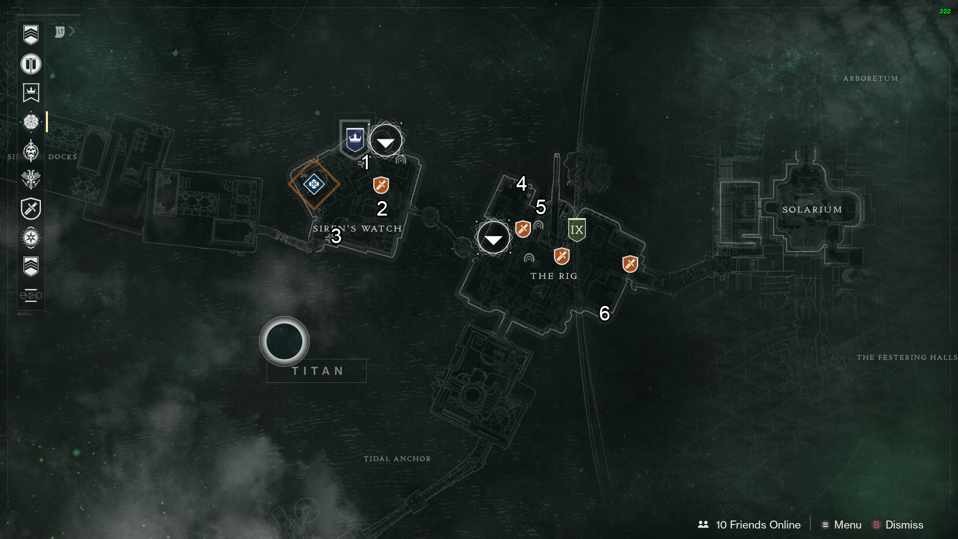 Regional Chests in Destiny 2