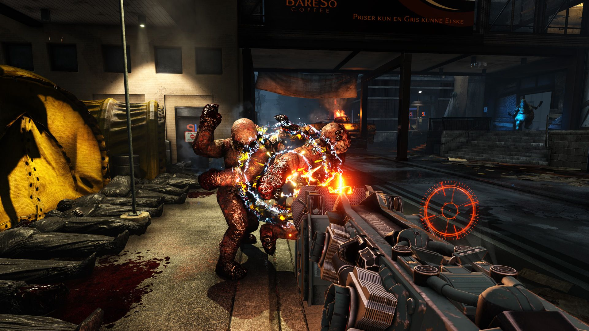 Killing Floor 2u0027s Return Of The Patriarch Content Pack Runs Wild On Steam  Today