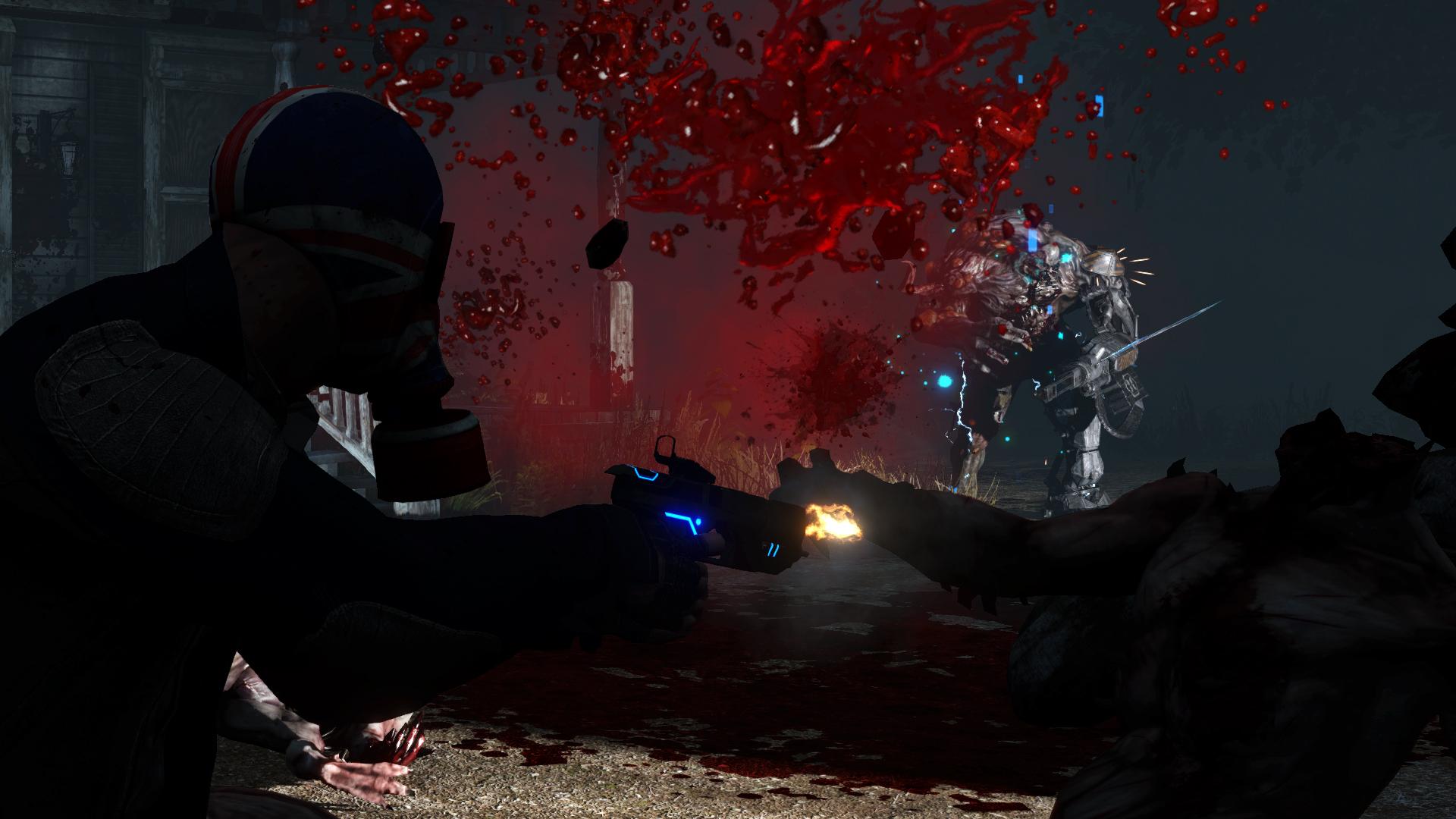 Killing floor 2 incinerate 39 n detonate hands on for Floor 5 boss map