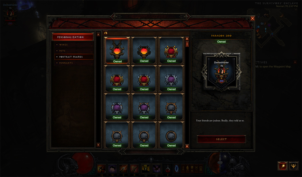 Diablo 3 patch 24 wings how to get
