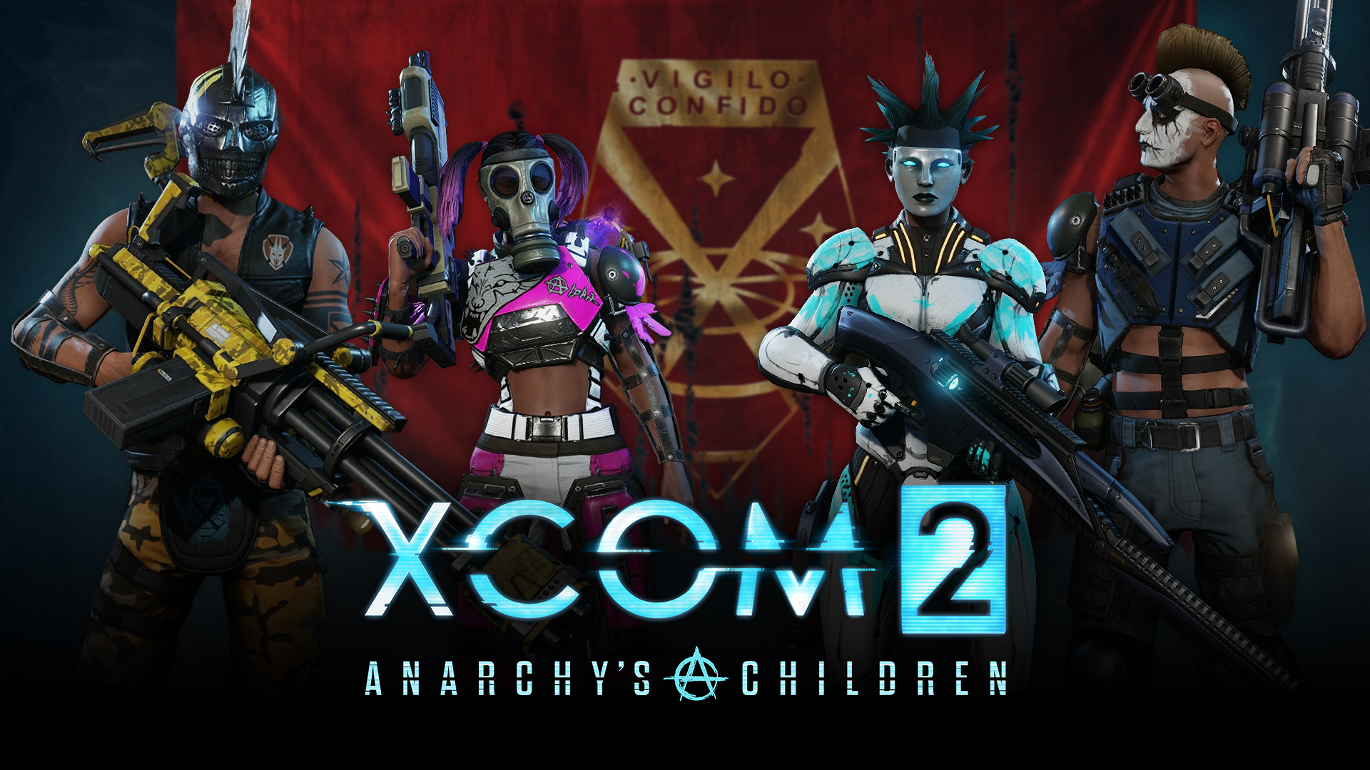 XCOM 2's first DLC offers tons of soldier customization