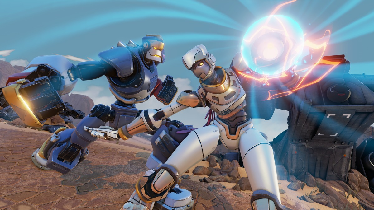 creators of evo announce new free to play pc fighting game rising thunder shacknews. Black Bedroom Furniture Sets. Home Design Ideas