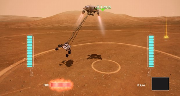 the game mars rover - photo #1
