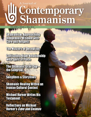 Contemporary Shamanism: Fall 2013