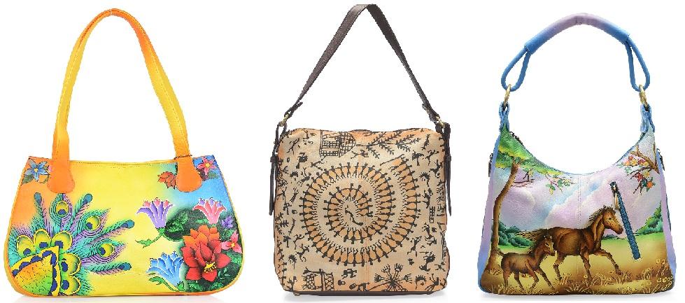 Three Bags by Sukriti