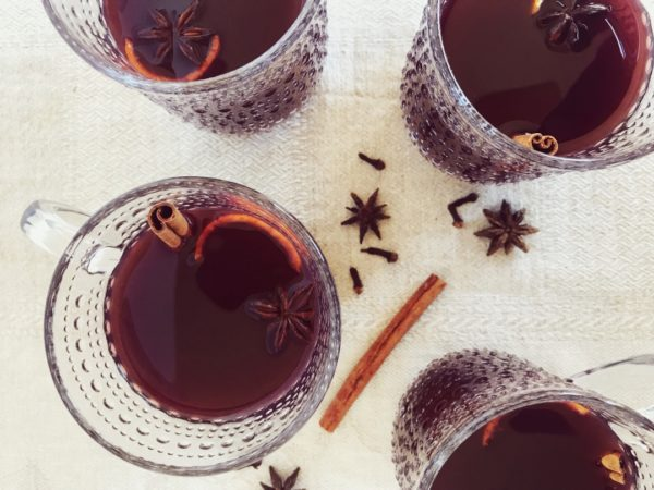 Mulled Wine Recipe - 1080 | Sister Spice