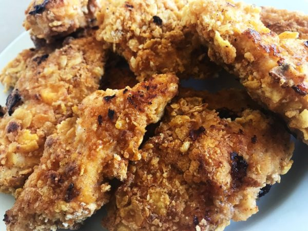 Oven Fried Chicken - Sister Spice Recipe