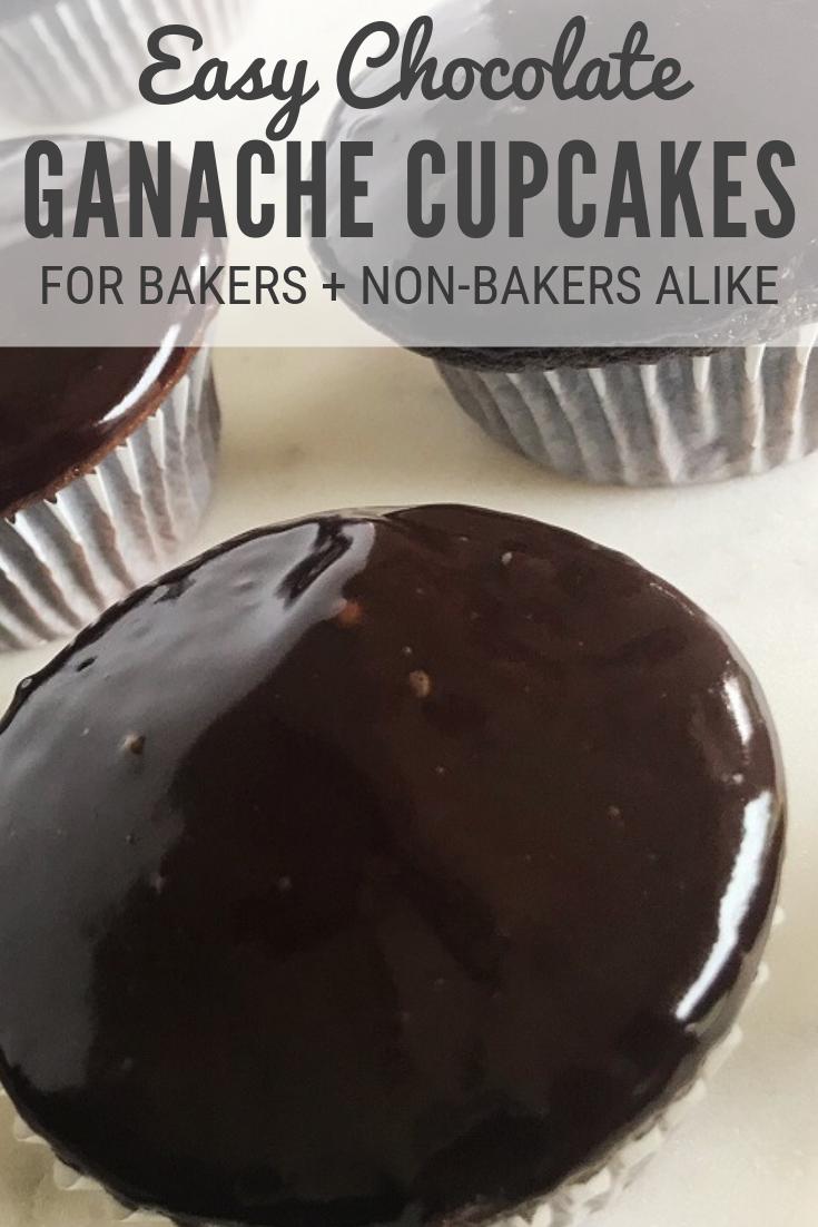 Chocolate Cupcake Recipe: Easy Chocolate Ganache Cupcakes | Sister Spice