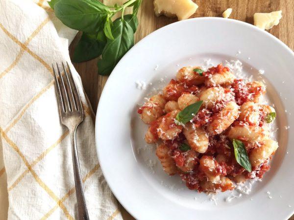 Gnocchi Pomodoro - Sister Spice Recipe