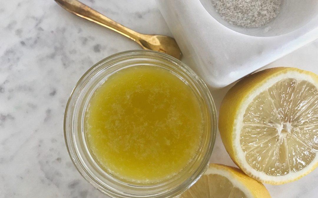 Simple Lemon Vinaigrette + Marinade