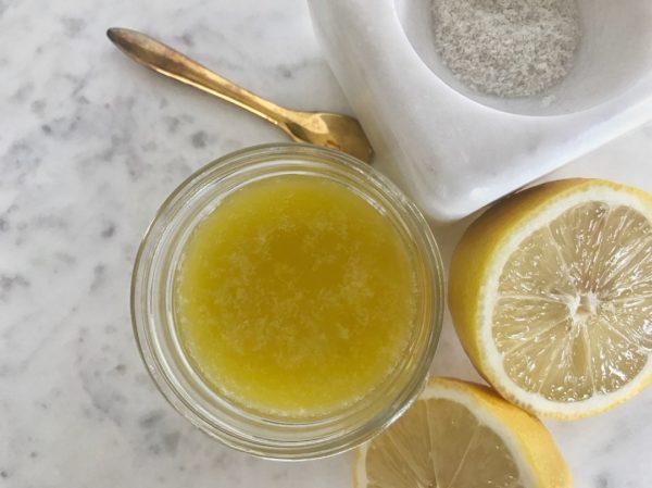 Lemon Vinaigrette - Sister Spice Recipe