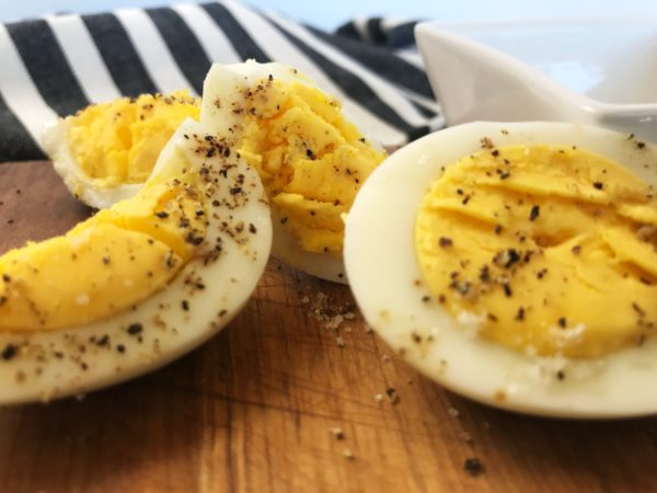 Hard Boiled Eggs | SisterSpiceKitchen.com