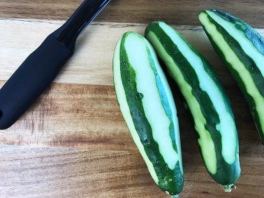 Cucumber Salad - Step 1 | Sister Spice