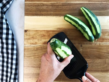 Cucumber Salad - Step 2 | Sister Spice